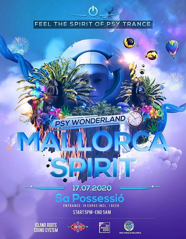 Mallorca Spirit 2020 - Dekoteam Goa Fest