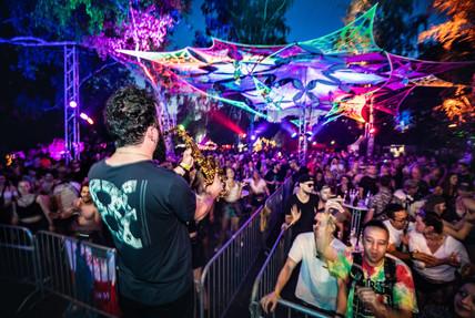 Goa Party Dekoteam buchen - An der frisc