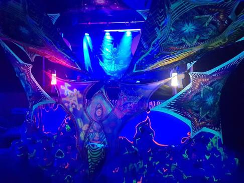 Deko buchen Goa Party