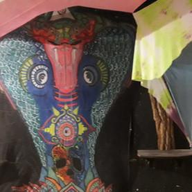 Deko Goa Party buchen