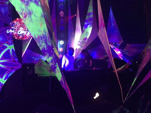 Dekoteam Goa Party buchen - Go Party Dek