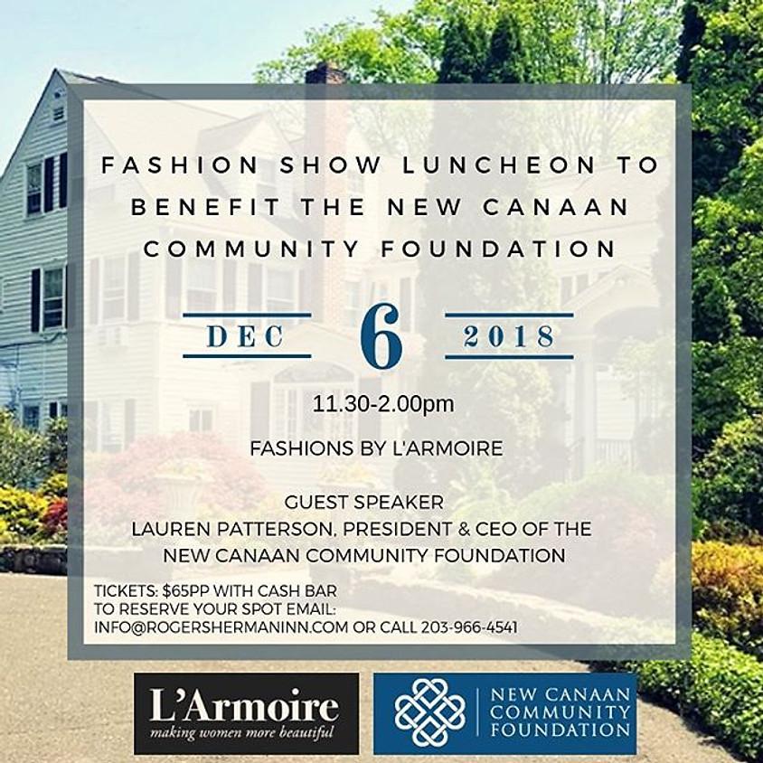 Fashion Show Luncheon & Holiday Fashion Boutique
