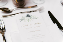 Wedding at Roger Sherman Inn