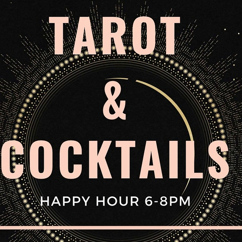 Tarot & Cocktails Happy Hour