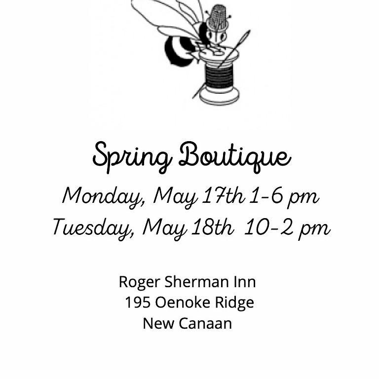 New Canaan Artisans Spring Boutique