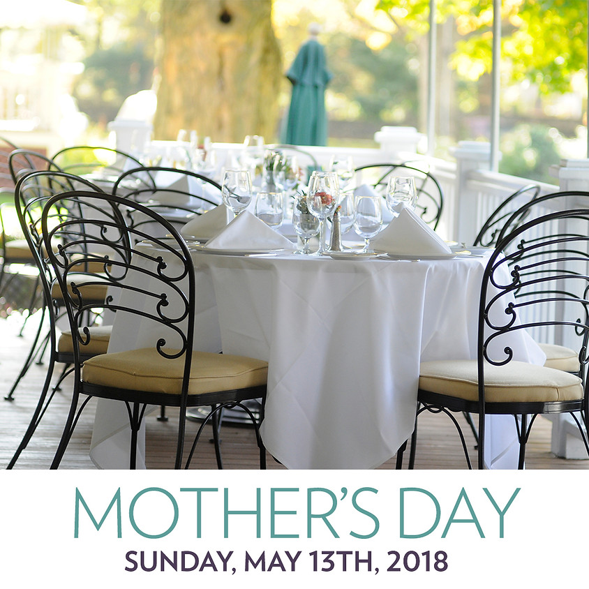 Celebrate Mother's Day at The Roger Sherman Inn