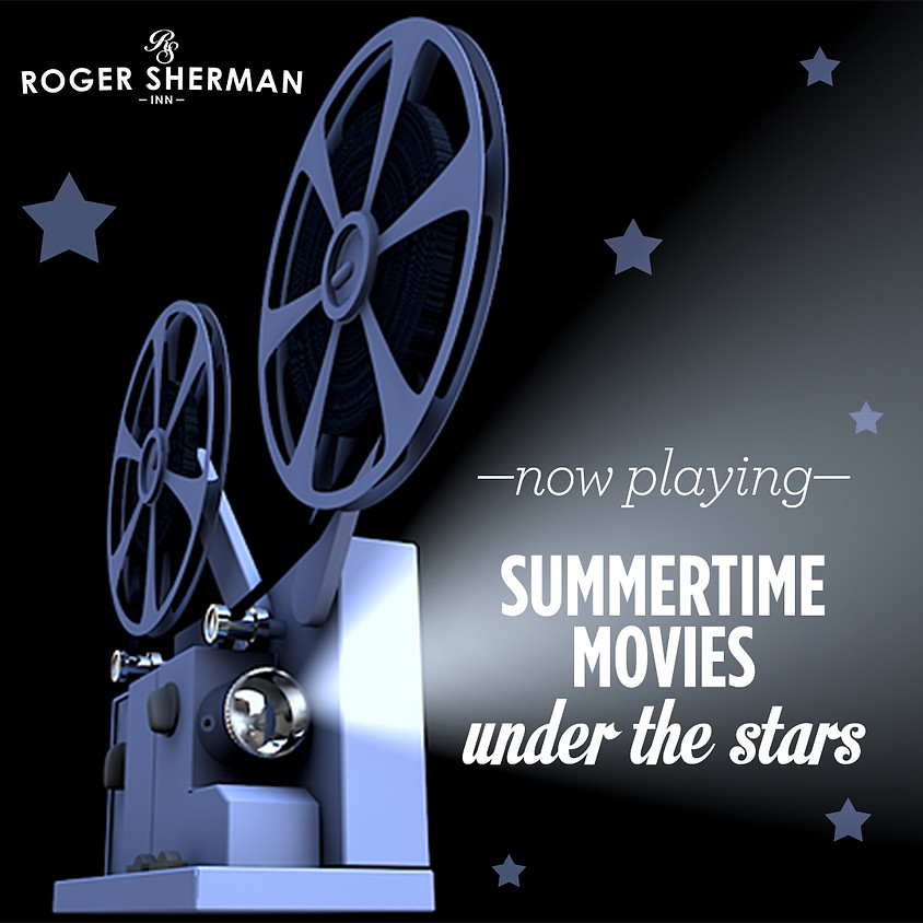 Summertime Movies Under the Stars ~ Dr. Zhavago