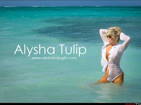 My Sensual World by Alysha Tulip