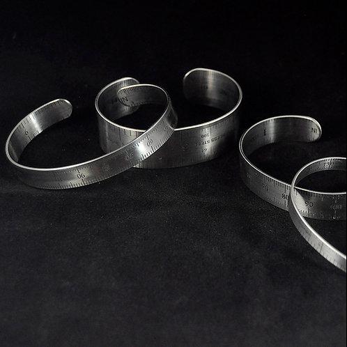 ruler bracelet