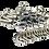 Thumbnail: Defender 90 110 130 Mudflap Anti Theft Security Fixing Kit
