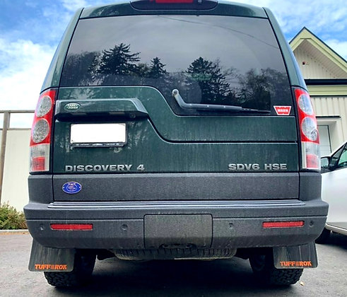 Discovery 4 full MudFlap set 2009-2016