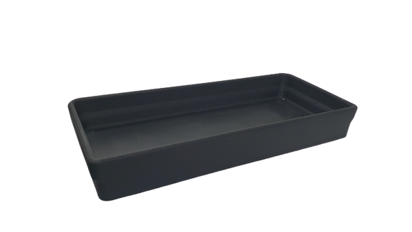 Discovery 1/2 Cubby Box Insert Storage Tray