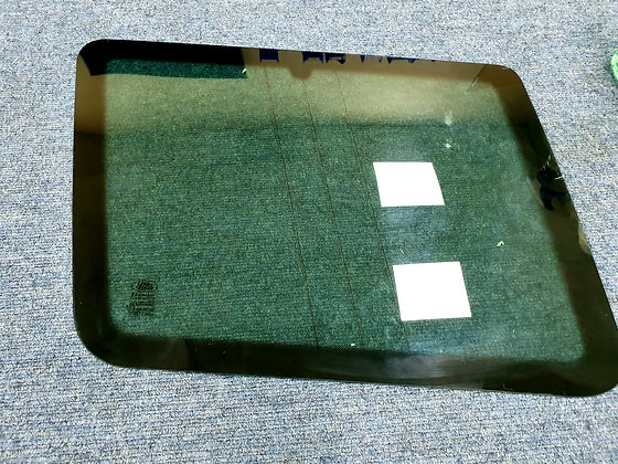 Discovery 2 rear quarter window passenger N/s u.k
