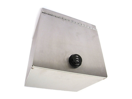 Defender 90 110 130 Stainless Steel Cubby Safe