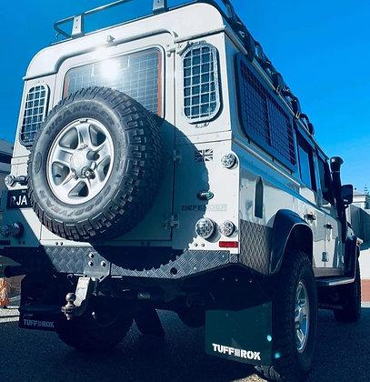 Defender 110 130 Rear only mud flap set