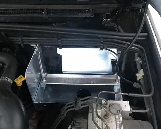 Discovery 2 td5 and V8 right hand drive auxiliary/leisure battery tray