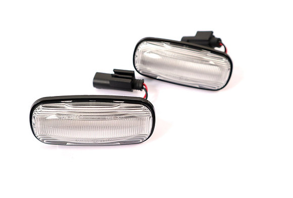 Defender,Discovery 2 & freelander 1 Dynamic sweeping side repeater