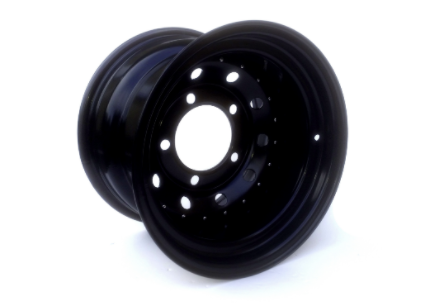 Modular 15x10 Neg 32 offset Black wheel