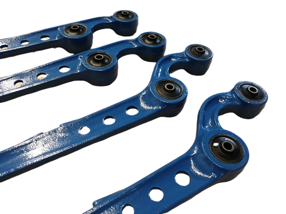 Discovery 2 Td5/V8 Radius Arms OEM Rubber