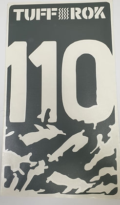 Defender 110 Adventure Edition Decal Sticker