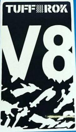 V8 Adventure Edition Decal Sticker