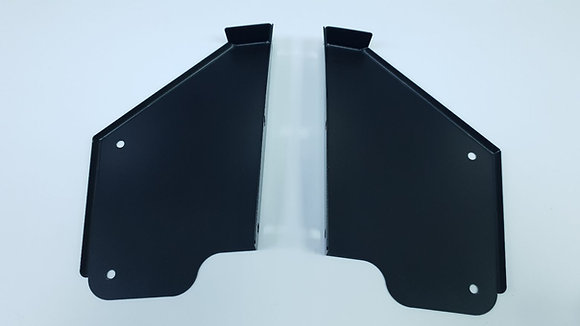 Discovery 2 Front Mudflap Brackets