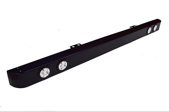 Defender Front Bumper With Quad LED Drl's