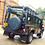 Thumbnail: Defender 110 130  Full vehicle Mud Flap set