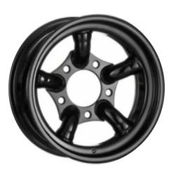 MACH 5 16X8 Negative 35 OffSet Wheel