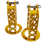 Thumbnail: Discovery 2 Heavy Duty Shock Absorber Turrets (Pair) (Yellow)