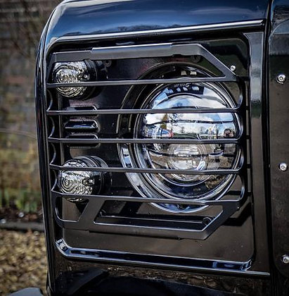 Defender Renegade Stainless Steel Headlights Guards