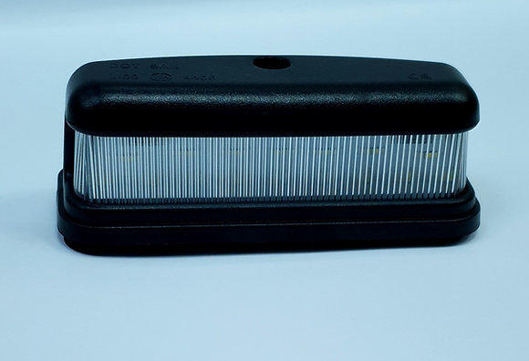 Defender, Series 2, 2A & 3 LED Number Plate Lamp