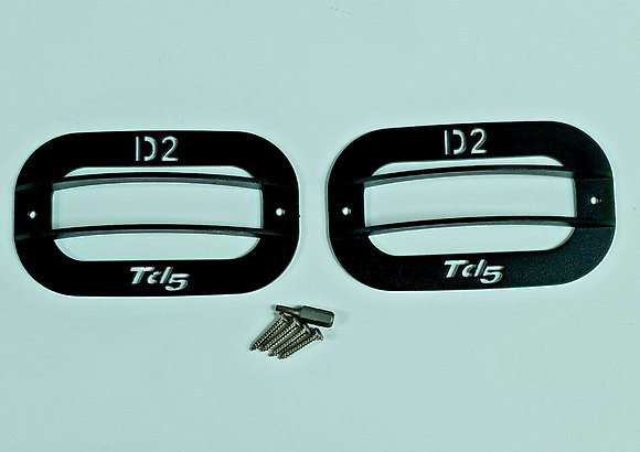 Side Marker Repeater Lamp Guards For Discovery 2 TD5