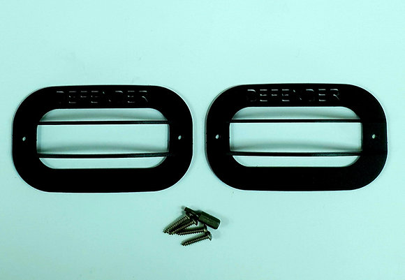 Side Marker Repeater Lamp Guards For Defender
