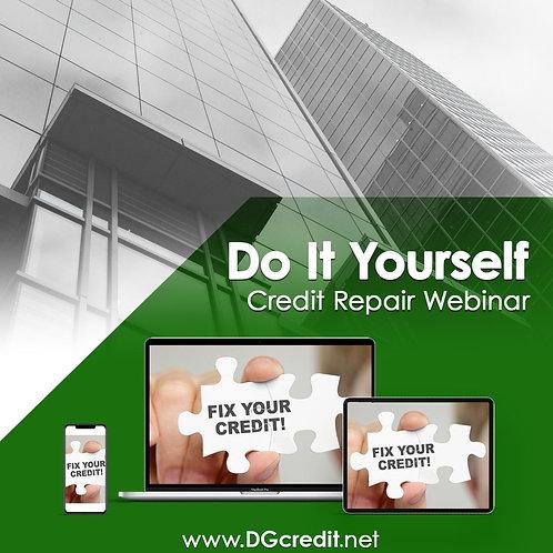 Do-It-Yourself Credit Repair Guide