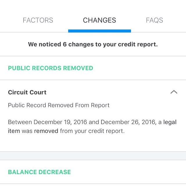 Remember that civil judgment I disputed 3 weeks ago_ Saaaay what DG Credit Consulting plays no games