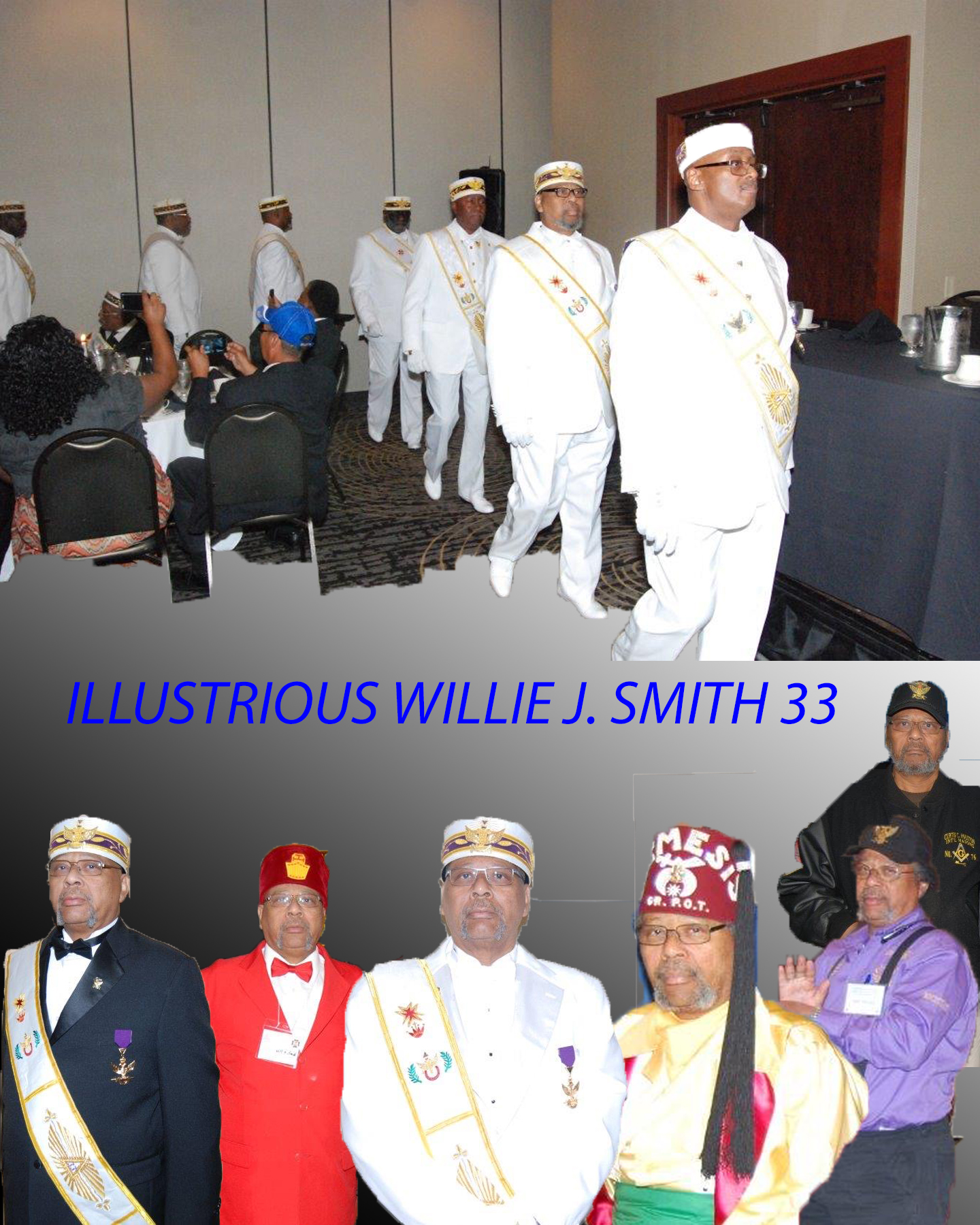 Wille Smith collage