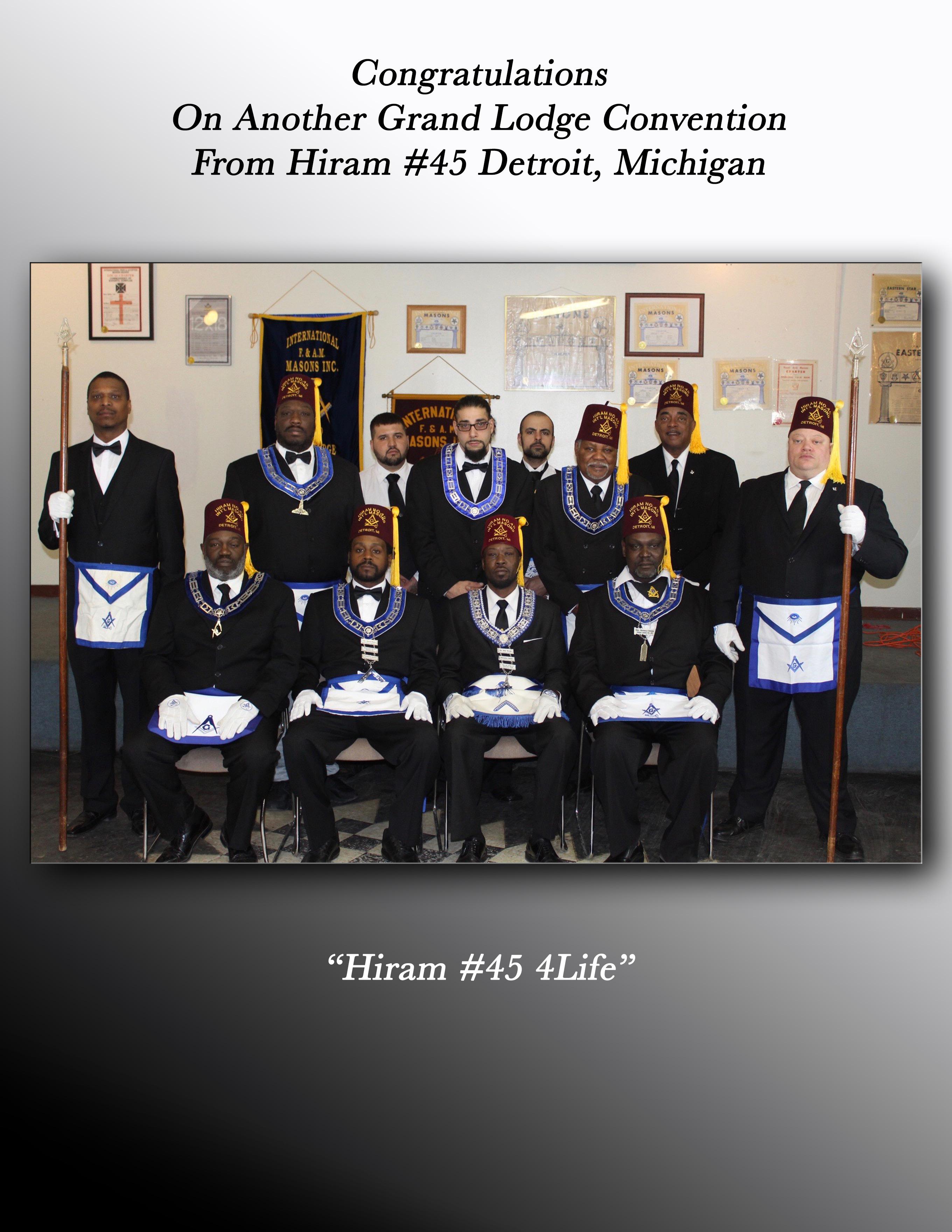 Hiram 45