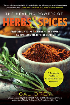 The Healing Powers of Herbs ans Spices_T