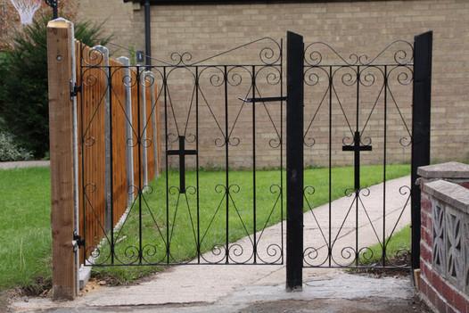 Church Gate 2