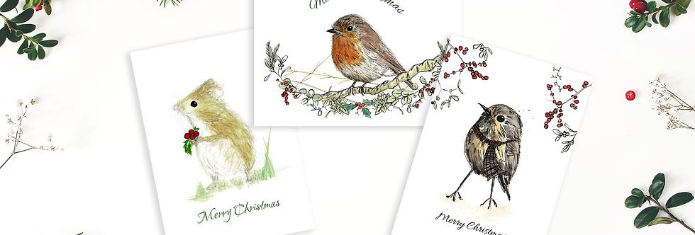 Christmas Card Multipack