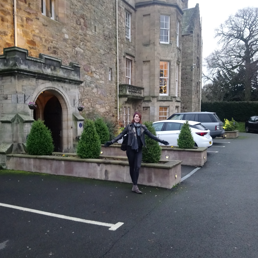 Carberry Tower Entrance