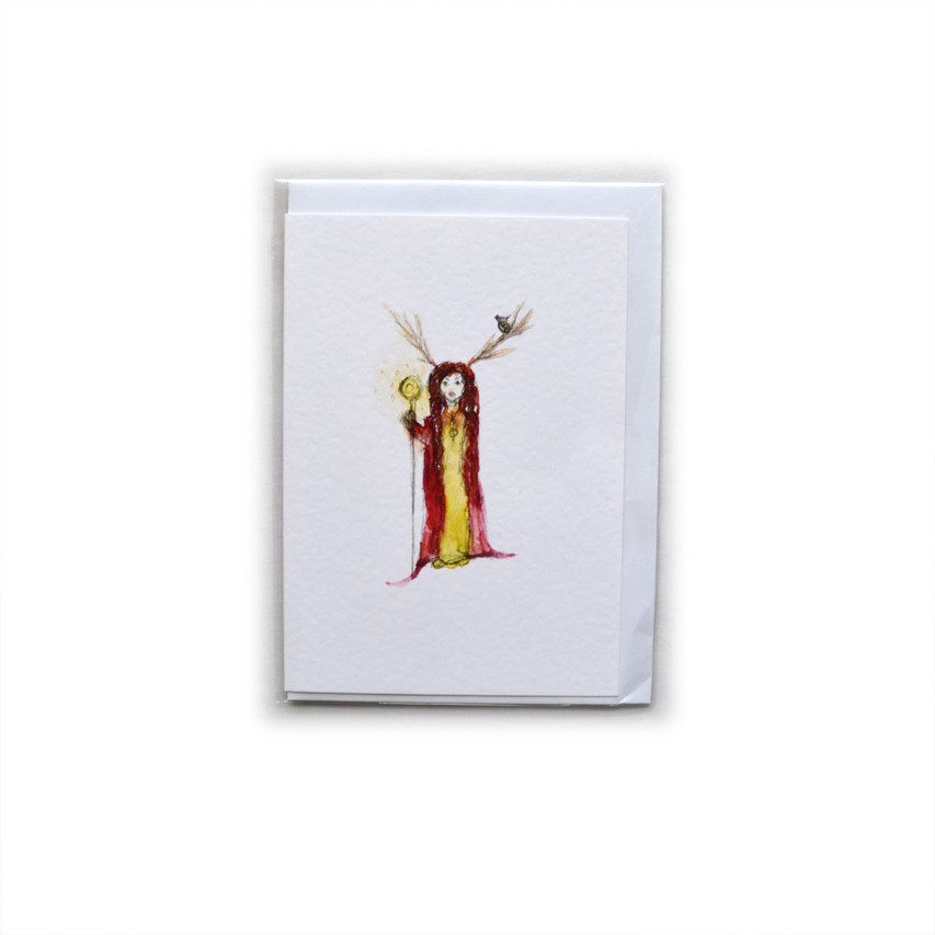 Druid A6 Card