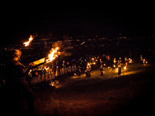 Beltane and May Day 2018