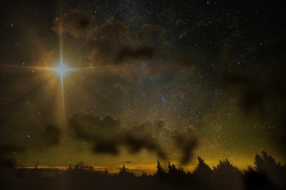 Winter Solstice | Jupiter and Saturn Conjunction