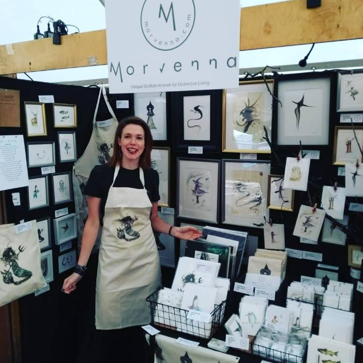 Morvenna: West End Fair 2018
