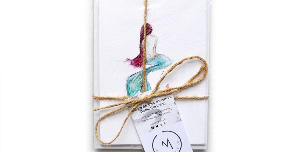 Five Sea Creatures - Greetings Cards Multipack