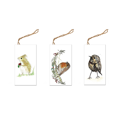 Christmas gift tags multipack