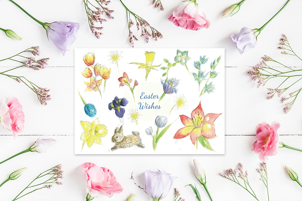 Springtime and Easter designs by Morvenna