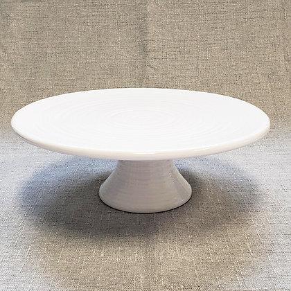 White China Cake Stand #1